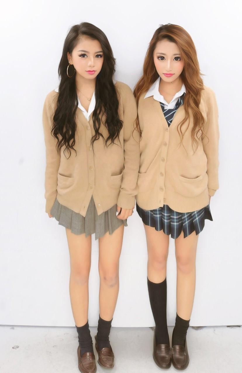 きらりさん(左)